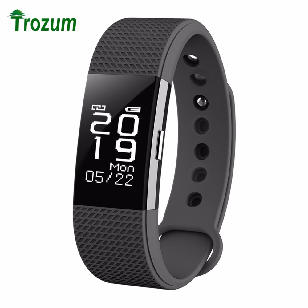 BF2 Heart Rate Monitor Smart Wristband bracelet Waterproof blood pressure Passometer Fitness Tracker Smart Band for