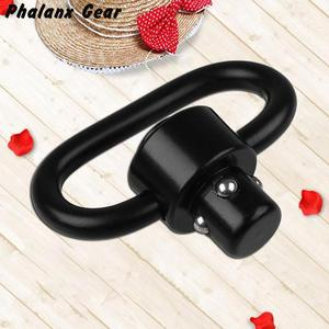 Image 5 - Quick Detach Sling Swivel Detachable Adapter Tactical Hunting Attachment