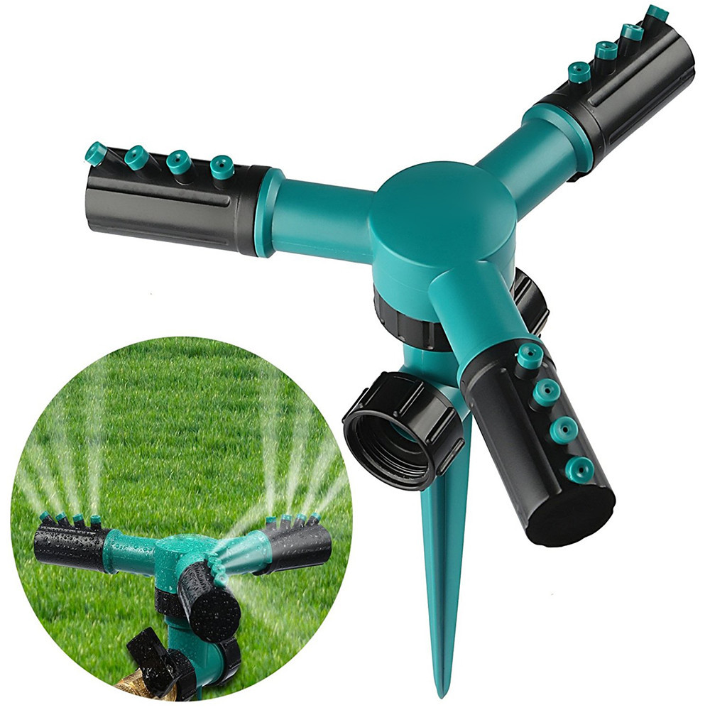 HTB1HQhDipkoBKNjSZFEq6zrEVXaL - Lawn Sprinkler Automatic 360 Rotating Garden Water Sprinklers Lawn Irrigation