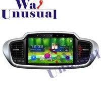 10.1 дюймов 4 ядра 16 г Android 6.0 Автомобильный Мультимедийный Плеер Радио стерео для Kia Sorento 2015 GPS навигации с WI FI BT 3G карты