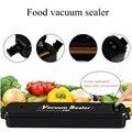Haushalt Lebensmittel Vakuum Versiegelung Verpackung Maschine Film Sealer Tragbare Vakuum Packer mit Taschen|Vakuum-Lebensmittelversiegeler|   -