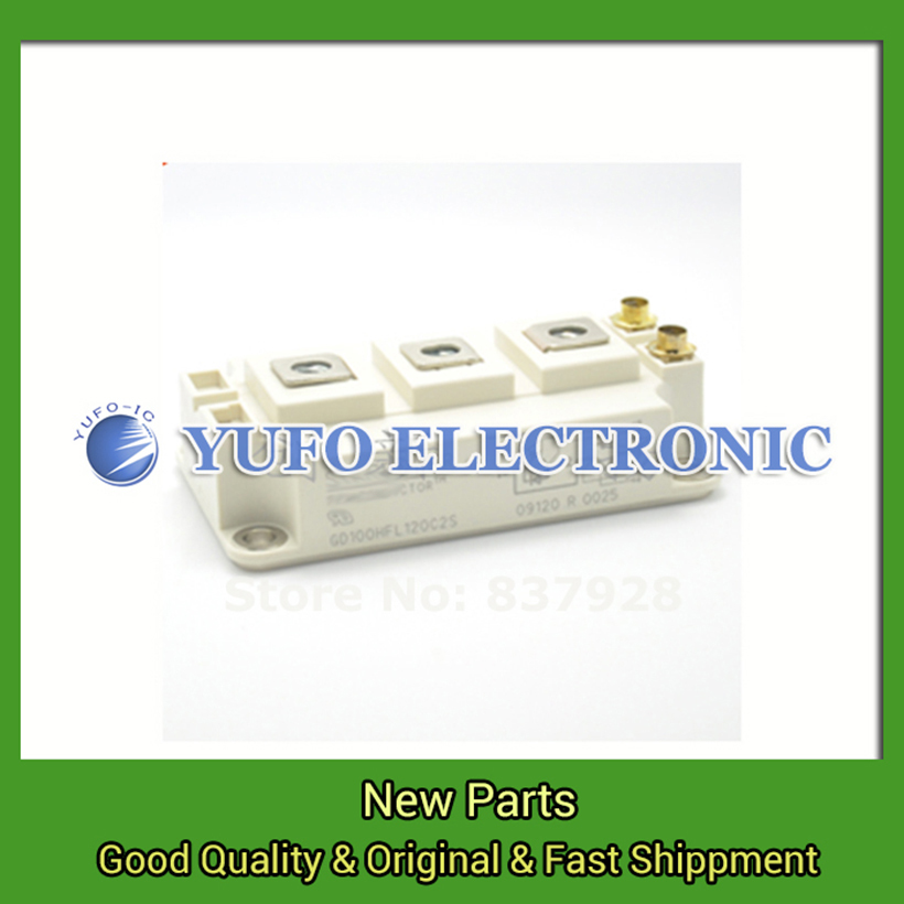 Free Shipping 1PCS  GD100HFL120C2S Power Modules original new Special supply Welcome to order YF0617 relay