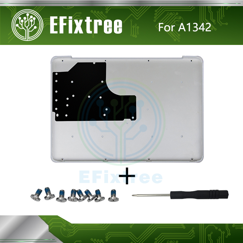 10 PCS 2009 2010 Year New Lower Cover A1342 Bottom Case For Macbook White 13 3