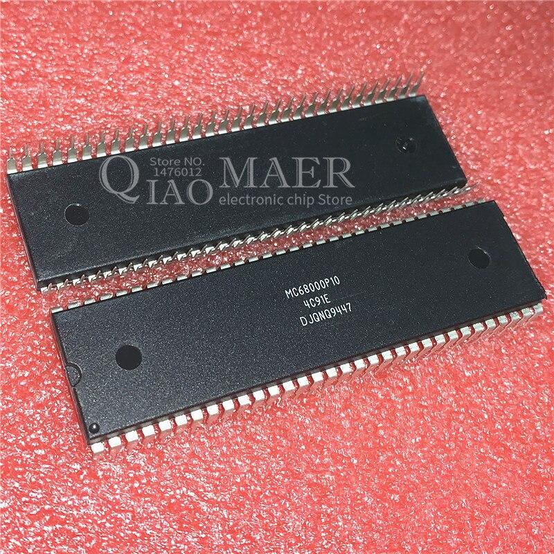 1PCS MC68000P10 MC68000P8 MC68000 DIP64 MC68000P MC68000P12 MC68000P16