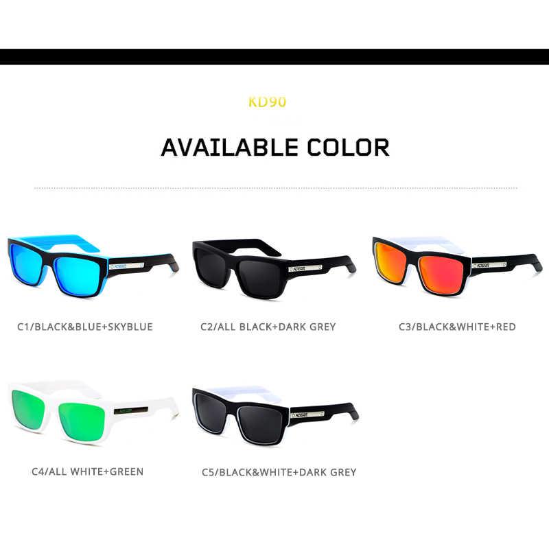 46e91c9daac ... KDEAM TICE Driving Sunglasses Men Polarized Hiking Sport Sun Glasses  Polarization Sturdy 5-barrel Hinges
