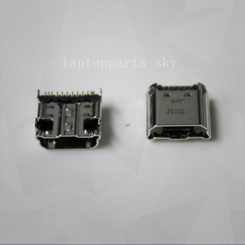 NEW Dock micro usb jack socket Connector charger Charging Port for Samsung Galaxy Tab 3 7.0 I9200 I9205 P5200 SM-T210 T211 JACK