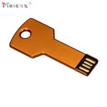 Mosunx Advanced usb U-Disk USB 2.0 32GB Flash Drive Memory Stick Storage Pen Disk Digital U Disk 2017 hot sales 1PC