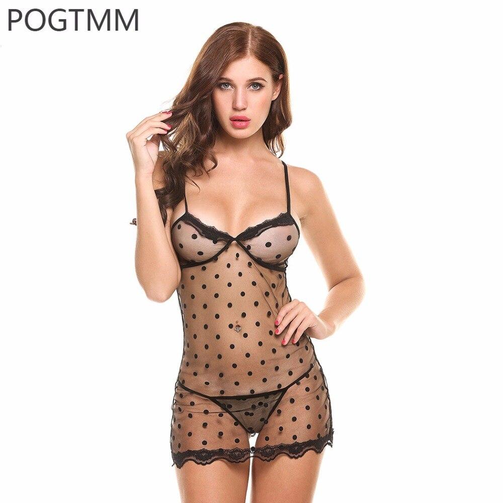 порно в белье в горошек
