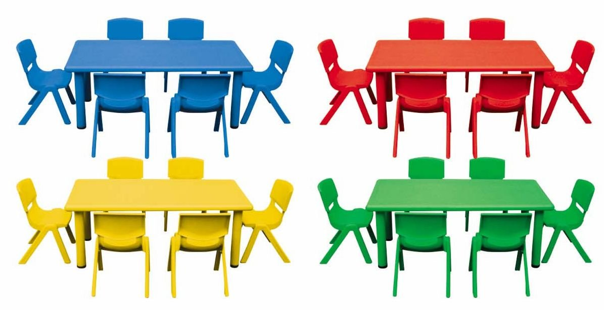 Marvelous Nursery School Furnitre, Kids Plastic Tables, Round, Quaure, Moon Style In  Children Tables From Furniture On Aliexpress.com | Alibaba Group