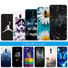 "5.7"" For Meizu M6T Case Shell for Meizu M6T Black Cover"