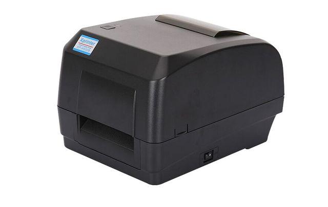 Dirección de la impresora impresora de código de barras de transferencia Térmica de alta calidad libre de impresora max ancho de 108mm para La Joyería de etiquetas etiqueta de la Ropa