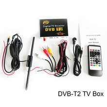 Sinairyu H.264 60KM/H PVR DVB-T2 MPEG-4 Digital TV Box for Car Android DVD Multimedia Player Head Unit with Remote for Russia