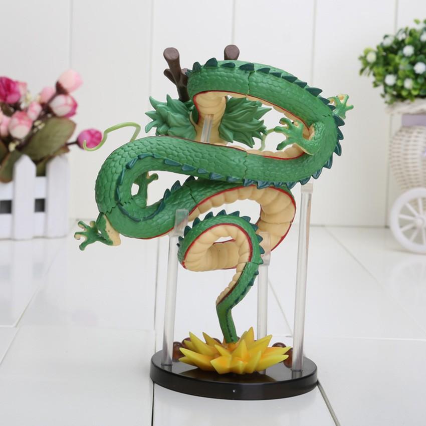 Dragon Ball Z ShenRon with 7 Dragon balls Action Figure