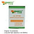 10 шт./лот EB595675LU 3200 мАч Оригинальные Батареи для Samsung Galaxy Note2 N7100 Аккумулятор для Galaxy Note2 N7100 N7108 N7102