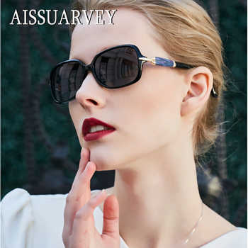 2019 New Small Acetate Fashion Polarized Sunglasses for Woman Top Quality Girls Lady Brand Vintage Goggles Driving Sun Glasses - DISCOUNT ITEM  45% OFF Apparel Accessories
