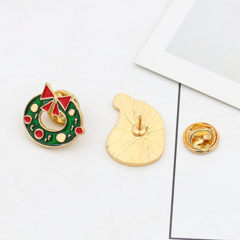Creative cartoon cactus potted plant brooch pin mini flower badge brooch pin women 39 s denim pin shirt badge collection Broches in Brooches from Jewelry amp Accessories