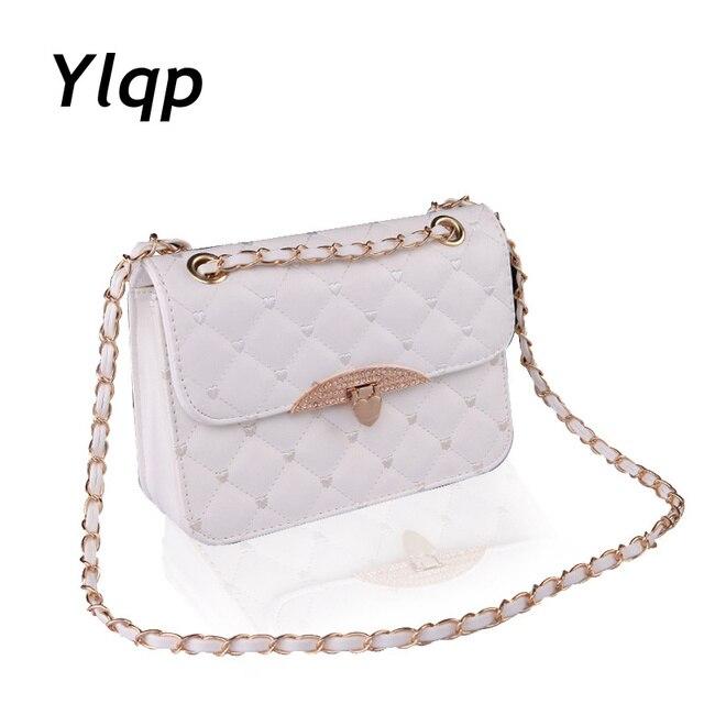d5c69b0c74a New Fashion Classic Design With Diamonds Bags Women Handbags Designers  Brand Women Messenger Bag Women Clutch