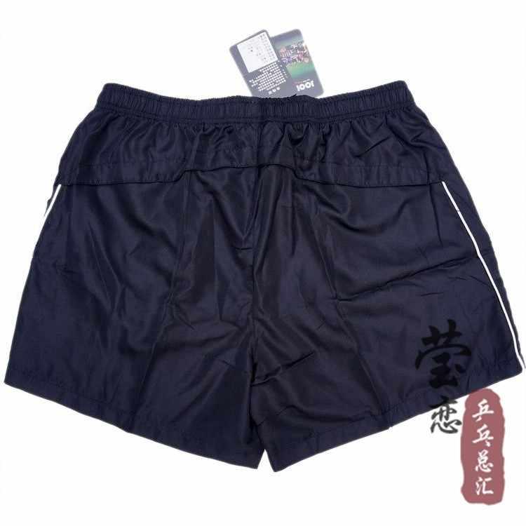 Pantalones cortos originales de Joola 655 económicos profesionales en las raquetas de tenis de mesa de loyola