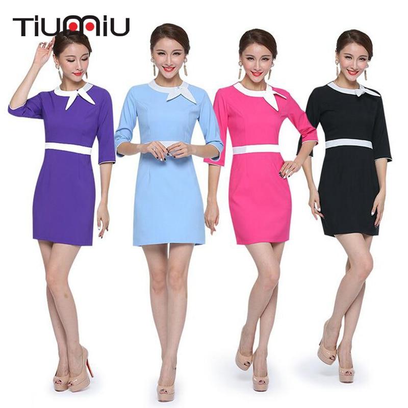 Hot Nurse Uniform Hospital Medical Dress Scrub Clothes Women Surgical Scrubs Ladies Medical Uniforms Beauty Salon Big Size S-3XL