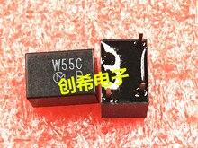 לתוך מסנן קרמיקה CFWM455G 455 KHZ 5 רגליים 455 גרם W55G האינטרפון 2 + 3