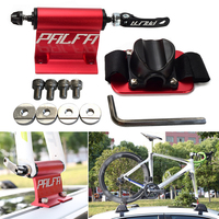 Safety Carrier Bicycle Quick Install Suction Cup Firm Portable Accessory Strong Bolder Sucker Holder Car Roof Rack