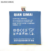 1pcs 100 High Quality 1700mAh Battery For Alcatel One Touch Idol 2 6050 Phone