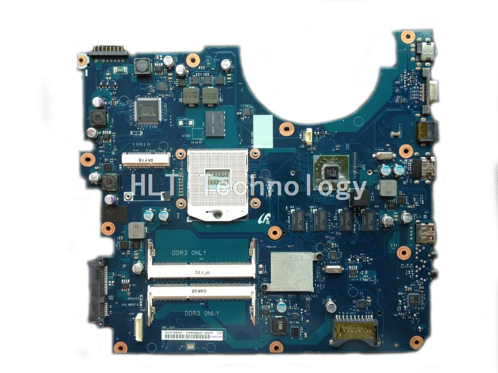 For Samsung NP-R540 R540 Laptop Motherboard BA92-06622A  REV:MP1.1 HM55 HD4500 non-integrated graphics cardFor Samsung NP-R540 R540 Laptop Motherboard BA92-06622A  REV:MP1.1 HM55 HD4500 non-integrated graphics card