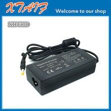 Cargador adaptador de fuente de alimentación para HP, 18,5 V, 3,5a, 65W, AC/DC, Compaq Presario 2200, A900, C300, C500, C700, M2000, V2000, V3000, F500, F700
