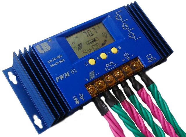 ECO-WORTHY CN USA EU Stock 20x160W 3000W off Grid Solar System w/ Solar Controller 110V Inverter Home Use