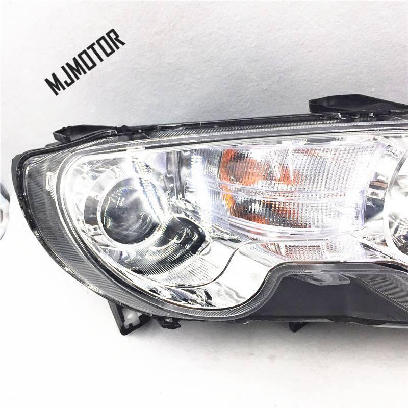 Phare avant lampe assy. Nivellement automatique pour les pièces de moteur de voiture automatique SAIC ROEWE 550 2012 MG 10010876 - 3