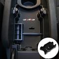 Para Honda Civic 4dr Sedan Consola Central Caixa de Armazenamento Inserir Bandeja Interna 2016 2017 1 pcs