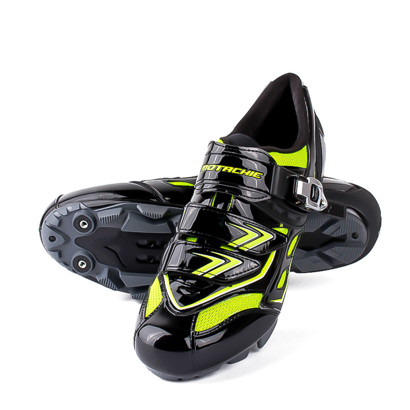 MOTACHIE road cycling shoes MTB racing mountain bike shoes men road bike athletic bicycle speakers self-locking professional crystal lux clt 133c2