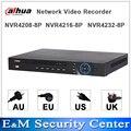 Original versão egnlish NVR dahua POE 8/16/32CH 1U 8PoE Network Video Recorder NVR4208-8P NVR4216-8P NVR4232-8P