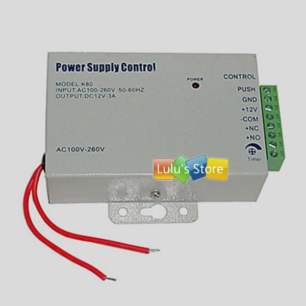 Door Access Control System Wiring Diagram 2004 Chevy Silverado 1500 Radio Aliexpress.com : Buy High Quality K80 Power Supply 12v Dc 3a Ac ...