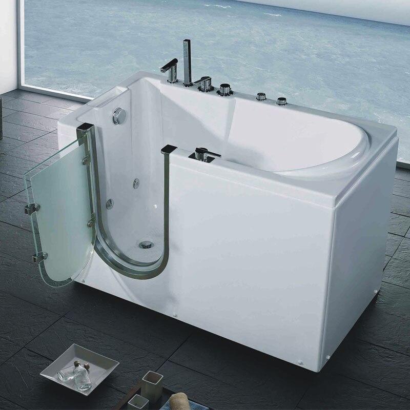 Cheap Acrylic Bath Tub Bathtub For Old People On