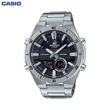 Наручные часы Casio ERA-110D-1AVEF мужские с кварцевым хронографом на браслете