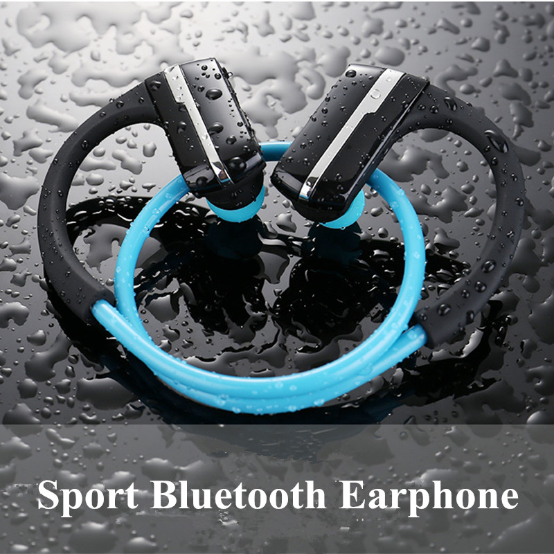 Smarcent P9 Bluetooth Earphone Bluetooth 4.1 Headset Wireless Sports Headphone Stereo Auriculares for iPhone/Samsung/Xiaomi remax bluetooth v4 1 wireless stereo foldable handsfree music earphone for iphone 7 8 samsung galaxy rb 200hb
