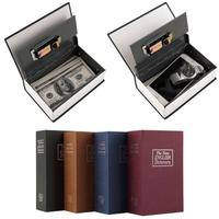 Popular Safe Box Dictionary Secret Book Money Hidden Secret Security Safe Lock Cash Money Coin Storage