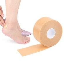 Coussin protecteur de talon en Gel de Silicone, soins des pieds, chaussures, insérer la semelle intérieure, utile, cadeaux pour femmes