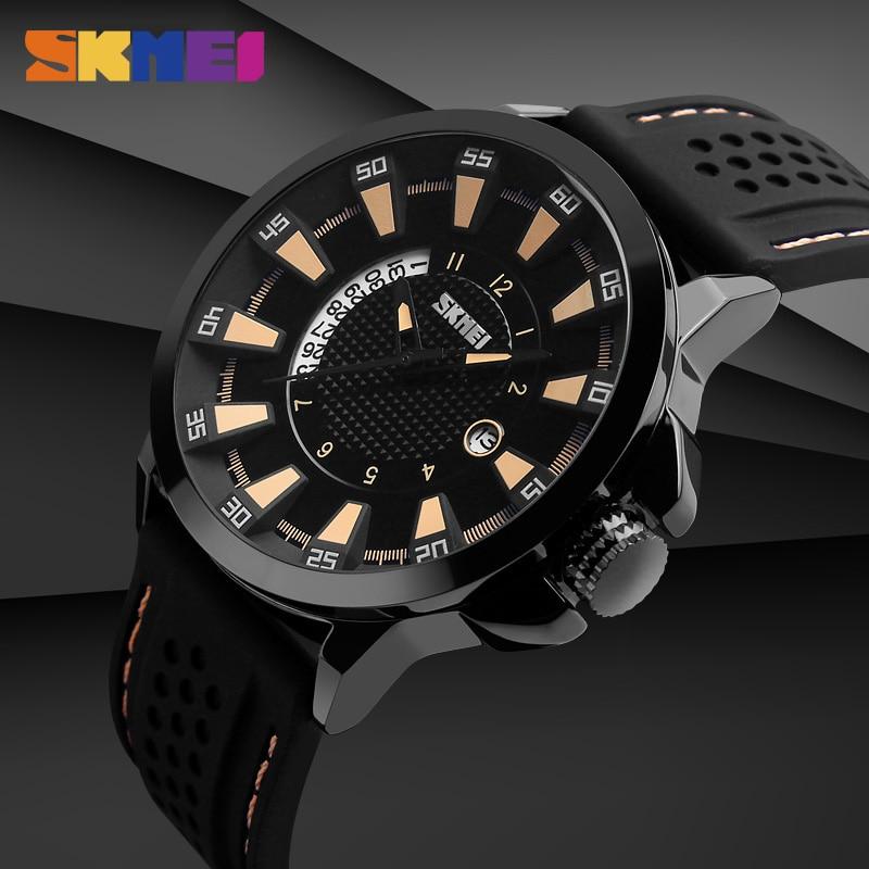 Reloj analógico de cuarzo SKMEI para hombre con fecha Relojes de - Relojes para hombres - foto 5