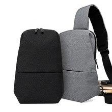 Chest Bag Crossbody for Men urban Women Oxford Cloth shoulder Messenger Fashion Zipper Single Shoulder Casual Waterproof