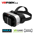 VR PARK V5 VR Glasses Immersive Virtual Reality 3D VR Headset Binocular VR Box for 4.0 - 6.0 inch Smartphone