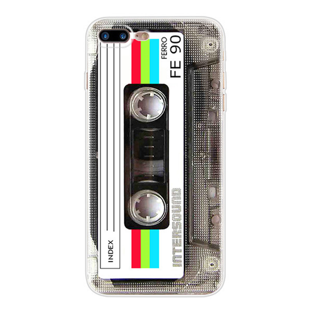 Funny Graphics Soft Silicone TPU Case – Apple iPhone