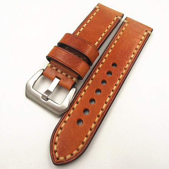 1PCS 20MM 22MM 24MM 26MM genuine leather Cow leather Watch band watch strap man watch straps -171114WS
