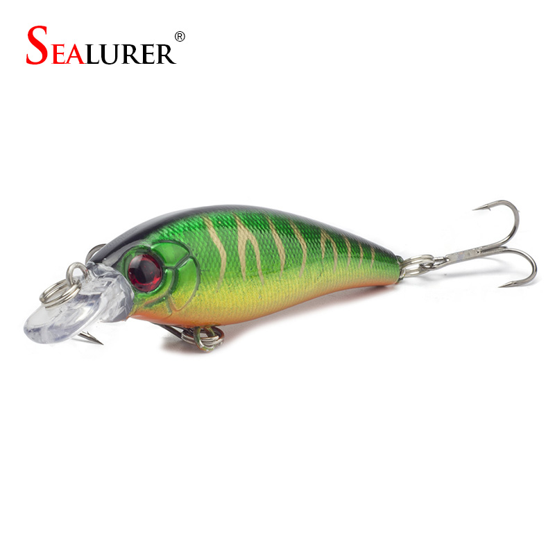 Brand Floating Wobbler Fishing Minnow Lure 7cm 7.4g Plastic Artificial Hard Bait Carp Pesca Crankbait 5 Colors Available 1 PCS 1pc wobbler fishing lures sea trolling minnow artificial bait carp 9cm 9 1g peche crankbait pesca fishing tackle zb207