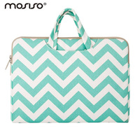MOSISO Canvas Women Laptop Briefcase Bag Handbag 11 13 14 15 6 Inch Sleeve Carrying Case