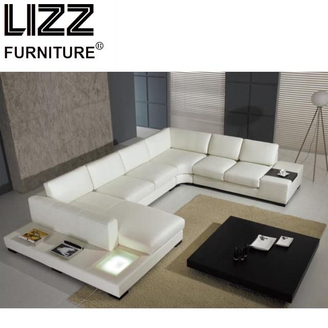 meubles ensemble canape en cuir veritable pour salon moderne canape causeuse chaise chesterfield