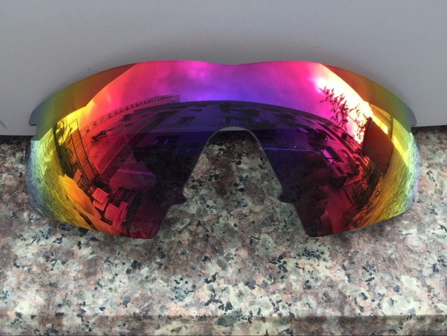 cf2041ac53 Purple Red Polarized Replacement Lenses for M Frame Strike Sunglasses Lens  Only