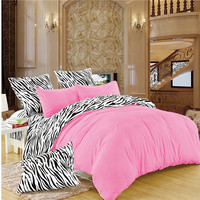 LILIYA Hot Wedding Bedding Set Comforter Bedding Sets High Quality Brief Bed Sheet Bed Linens Deisiner