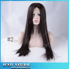 150% Density Long Straight Wigs Synthetic Lace Front Wig Straight Wigs For Black Women Heat Resistant Lace Front Wigs Synthetic